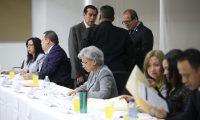 Ninguno de los abogados de la lista de 554 ha integrado la lista para magistrado de salas de Apelaciones. (Foto Prensa Libre: Carlos Hernández Ovalle)