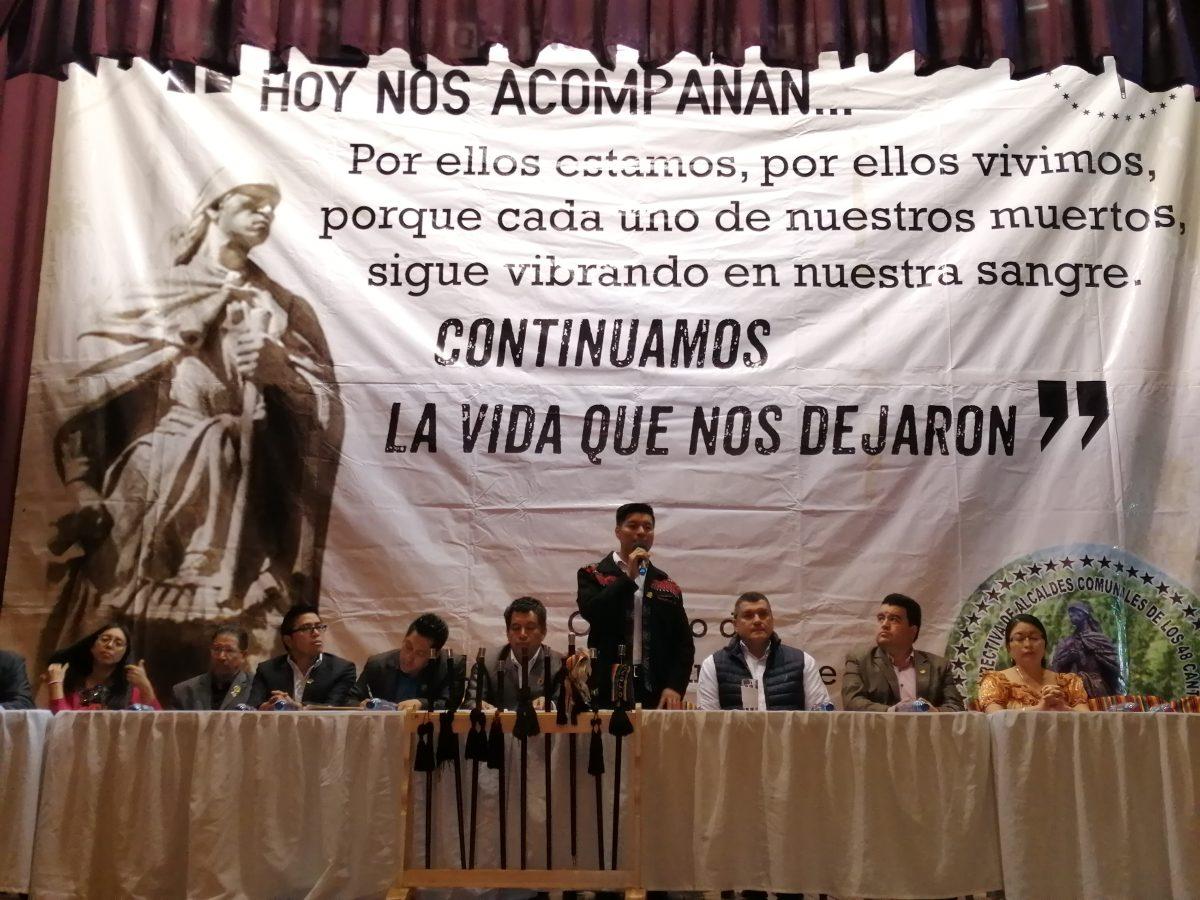 Cuáles son las peticiones de los 48 cantones y qué respondió el vicepresidente Guillermo Castillo