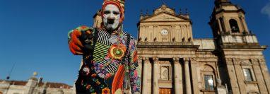"""El show de """"Karcocha"""" fue presentado en Guatemala. Fotografía Prensa Libre: Esbin Garcia"""