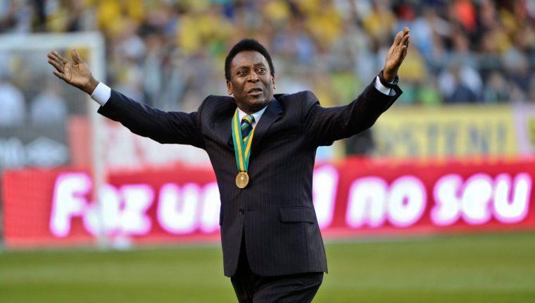 Pelé está pasando por un momento difícil en su carrera. (Foto Prensa Libre: Hemeroteca PL)