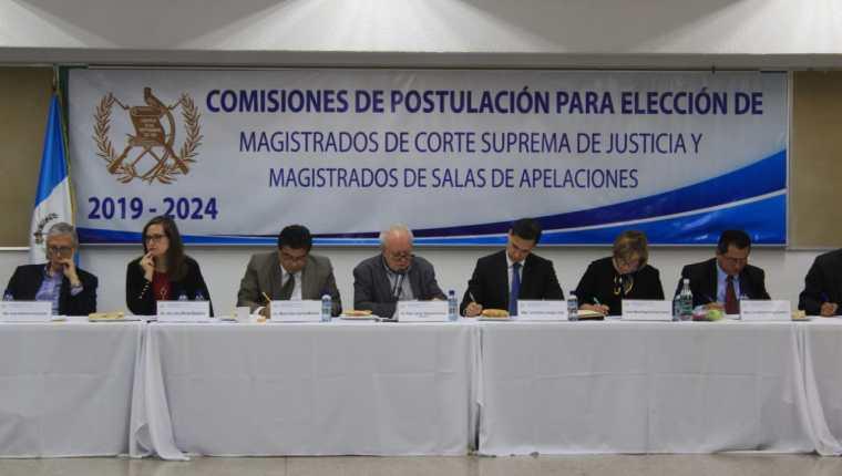 Al descubrir negociaciones por Gustavo Alejos en las magistraturas de cortes la fiscal general  ordena investigar los procesos. (Foto Prensa Libre: Hemeroteca PL)