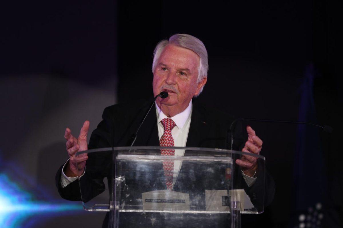AGG premia a Juan Niemann como el Gerente del Año 2020