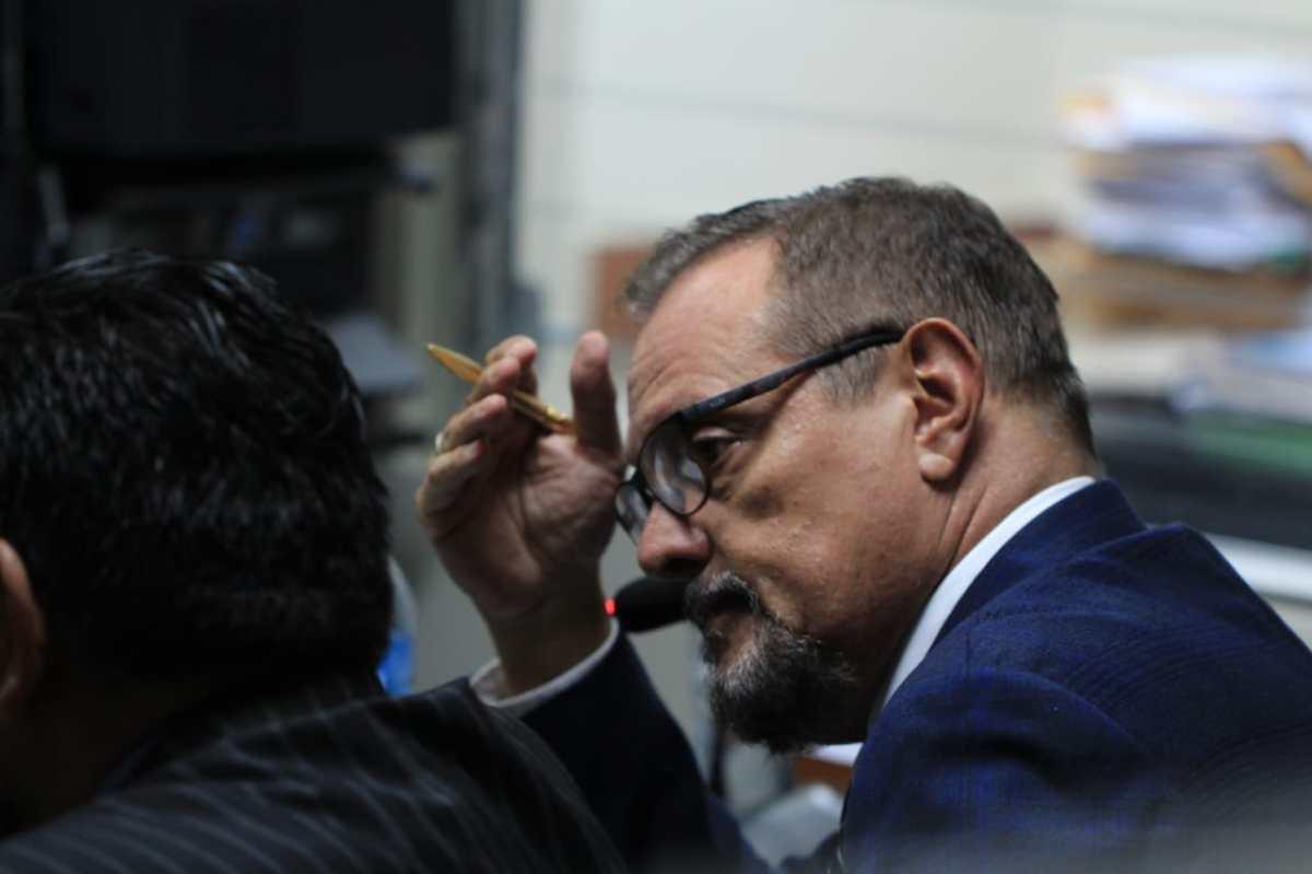 Exministro de Salud Carlos Soto será procesado por tráfico de influencias