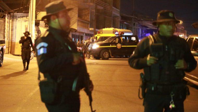 (Foto Prensa Libre: PNC).