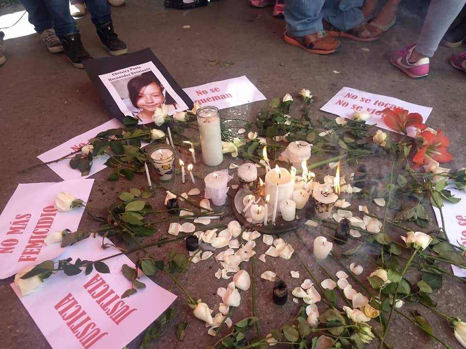 Tío de Chelsiry Hernández se presentó a las autoridades tras la muerte de la menor
