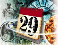 El 29 de febrero es un fecha que cae cada cuatro años. (Foto Prensa Libre: Hemeroteca PL).