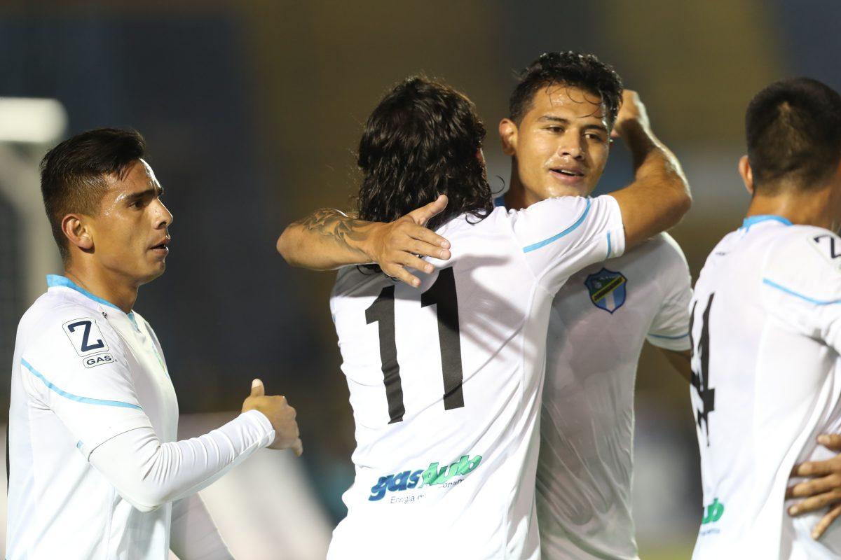 Agustín Herrera le da tres puntos a los cremas frente a Malacateco