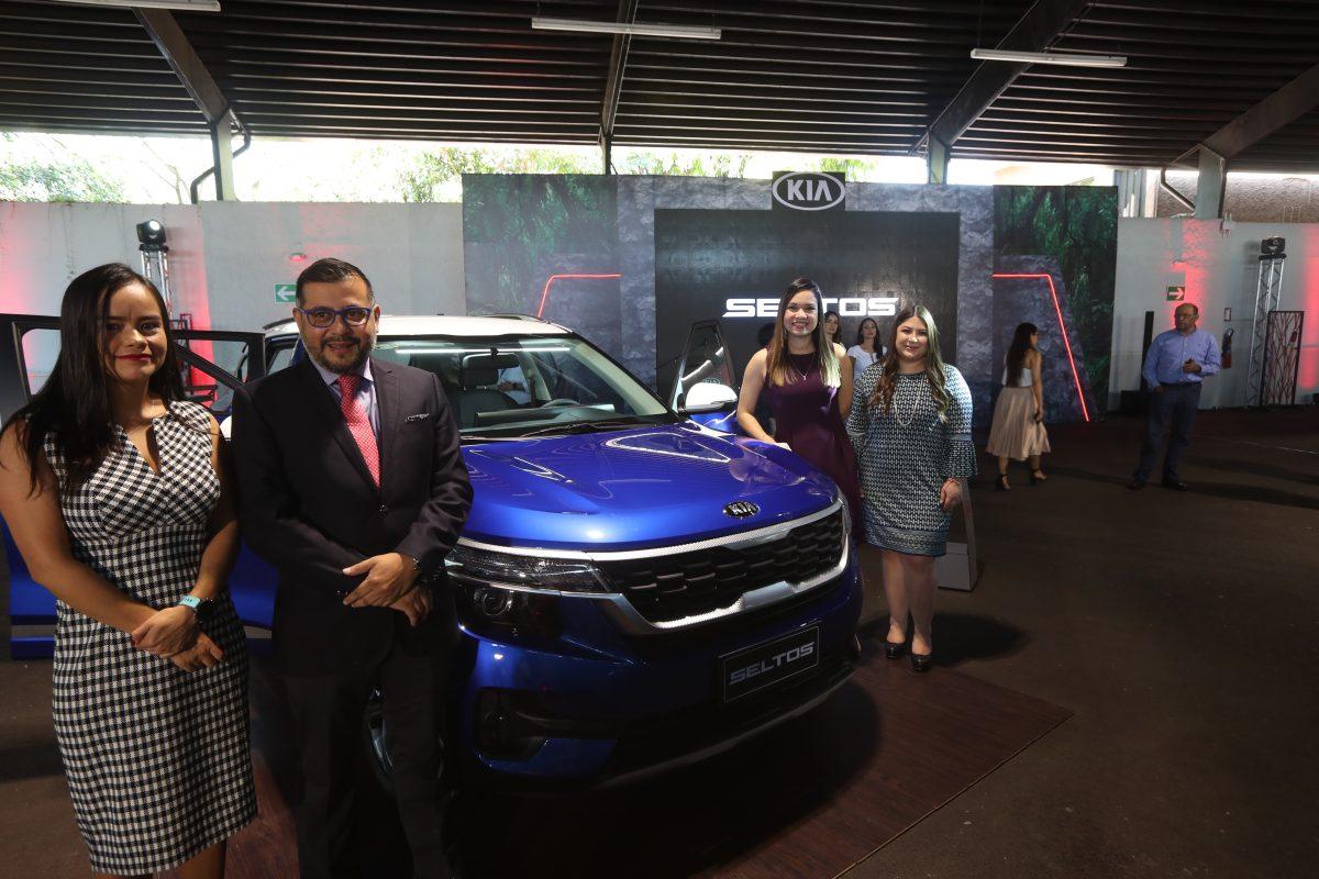 Kia  devela su nueva tendencia en el mercado automotriz al presentar el modelo Seltos