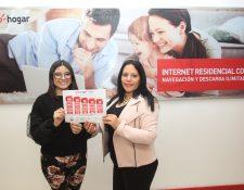Claro quiere conectar Guatemala con internet residencial de alta velocidad. Foto Prensa Libre: Norvin Mendoza