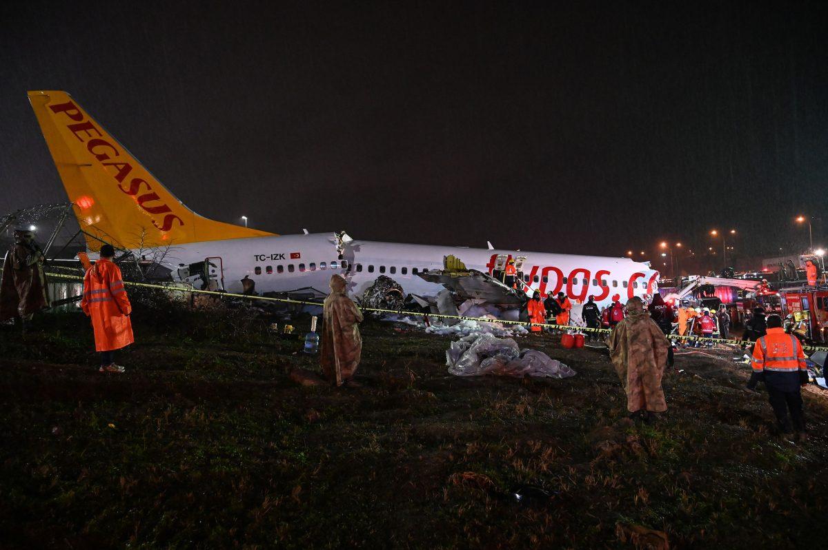 Fotogalería: tragedia en aeropuerto de Estambul