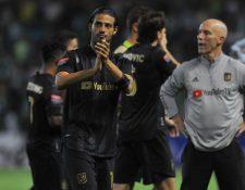 Carlos Vela es uno de los grandes protagonistas en la MLS. (Foto Prensa Libre: AFP)
