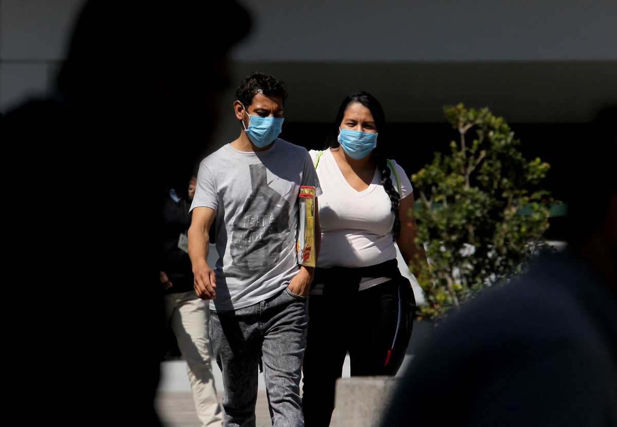 Salud dice tener 1,500 pruebas para detectar el coronavirus en Guatemala