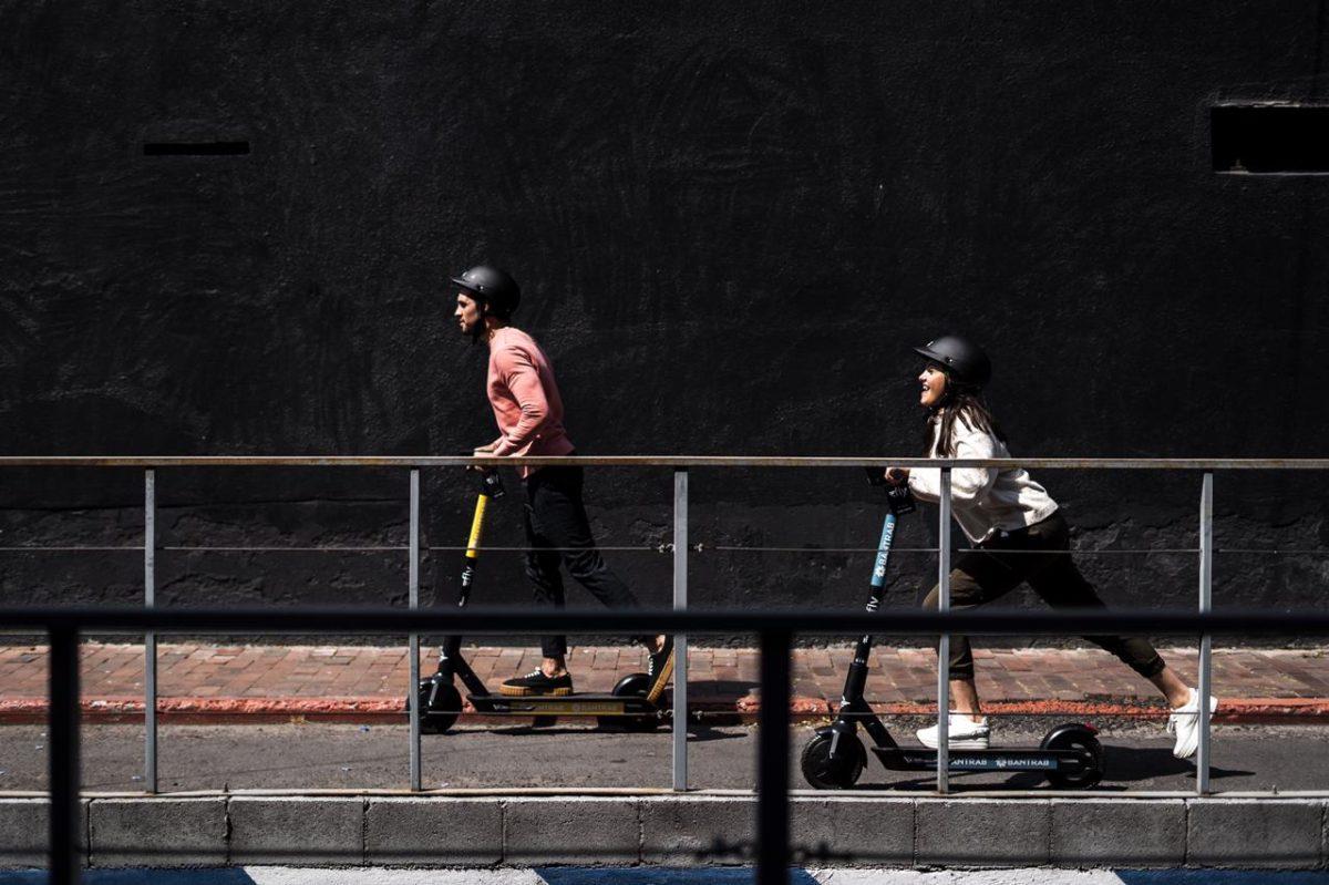 Bird, la plataforma de patinetas eléctricas comenzó a operar en Guatemala
