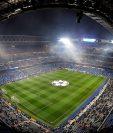 El estadio Bernabéu albergará a una de las mejores series de la Champions entre el Real Madrid y el Manchester City. (Foto Prensa Libre: Hemeroteca)