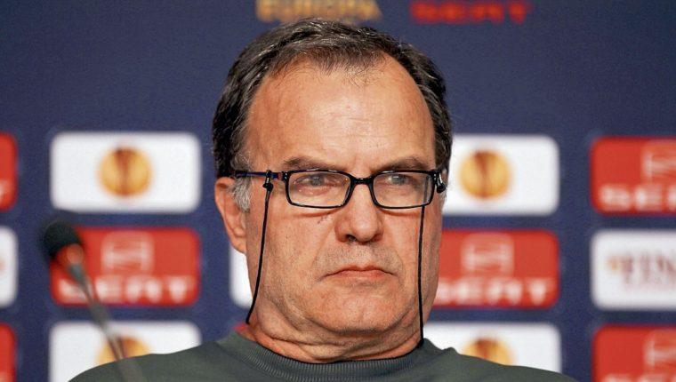 Marcelo Bielsa, director técnico del Leeds United. (Foto Prensa Libre: Hemeroteca PL)