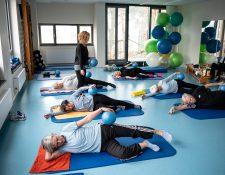 La terapia del deporte aporta bienestar físico y mental. Foto Prensa Libre: DPA