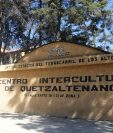 El Centro Intercultural de Quetzaltenango se creó en el 2008 para promover la cultura. (Foto Prensa Libre: Raúl Juárez)
