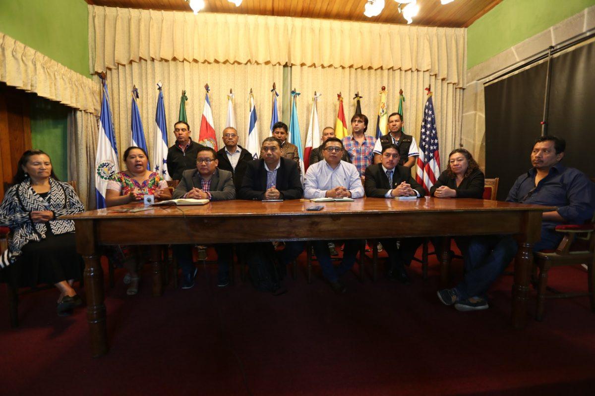 Confirman nomina de seis candidatos a gobernador departamental