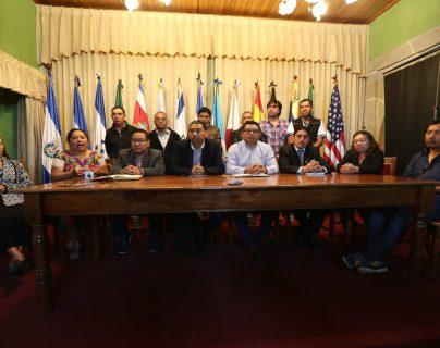 Los integrantes de sociedad civil convocaron a los aspirantes a gobernador el 22 de enero. (Foto Prensa Libre: Archivo)