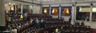 La alianza oficialista elegirá a pesar de señalamientos en contra de candidatos,  magistrados de salas de Apelaciones. (Foto Prensa Libre: Hemeroteca PL)