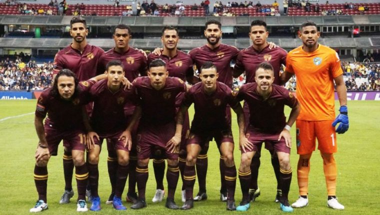 El equipo de Comunicaciones tuvo un buen Clausura 2020 desafortunadamente no se pudo concretar su trabajo. (Foto Prensa Libre: Comunicaciones)