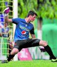 Nicholas Hagen, portero de la Selección de Guatemala