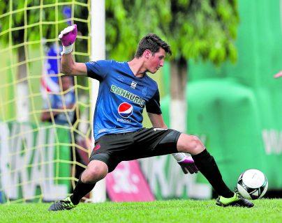 Nicholas Hagen no fue convocado para el partido en Sanarate. (Foto Prensa Libre: Hemeroteca PL)