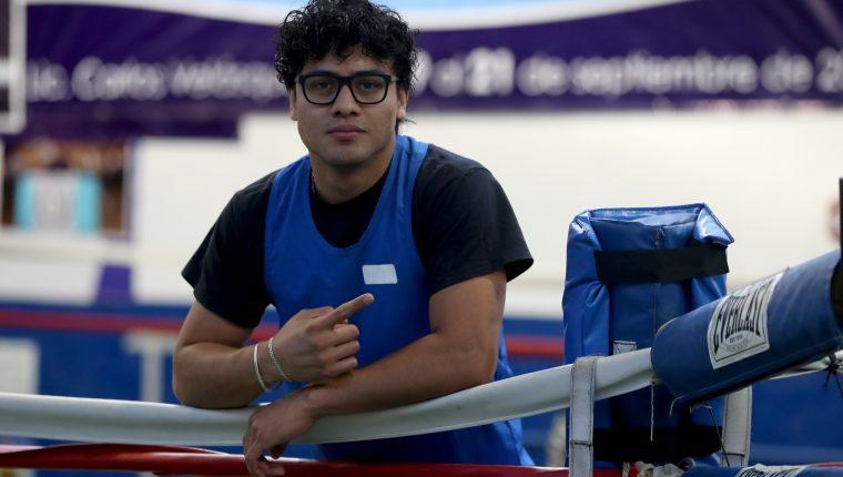 Léster Martínez es uno de los referentes del boxeo nacional. (Foto Prensa Libre: Hemeroteca PL)