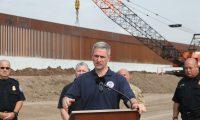 Ken Cuccinelli, subsecretario del Departamento de Seguridad Nacional (DHS, en inglés) de EE. UU. (Foto Prensa Libre: Sergio Morales)