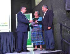 Este jueves, Banrural hizo público que captó Q12 mil millones para otorgar créditos al sector productivo. (Foto Prensa Libre: Cortesía)