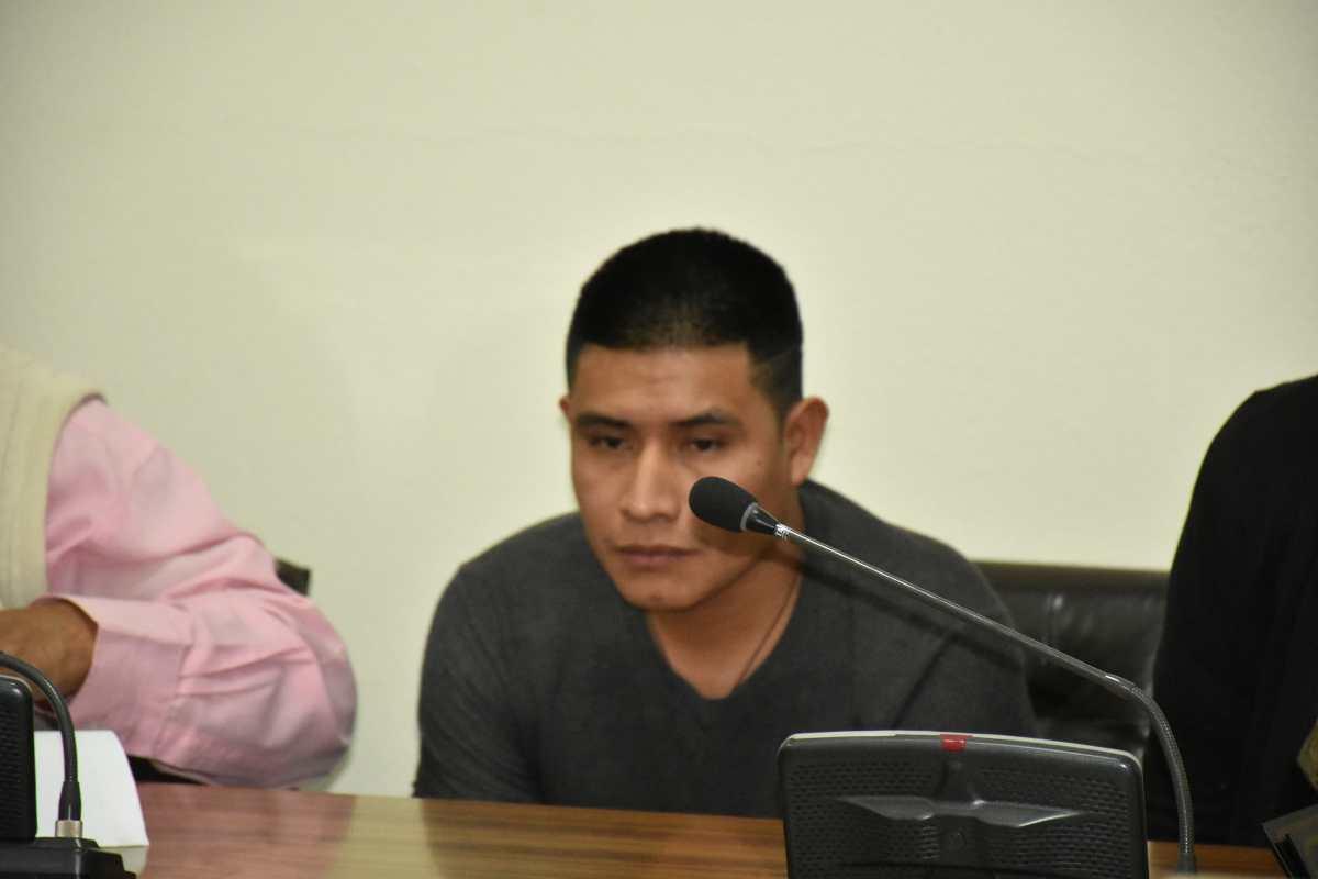 Condenan a hombre a 25 años de cárcel por haber dado muerte a su padre
