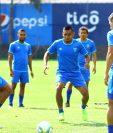 Byron Leal Selección Guatemala