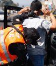 Autoridades efectúan operativos como parte del estado de Prevención en Chimaltenango. (Foto Prensa Libre: Fernando Cabrera).