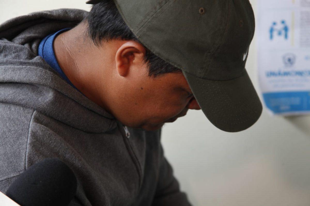 Video: tío de Chelsiry Hernández afirma que la atropelló y quemó el cuerpo por miedo