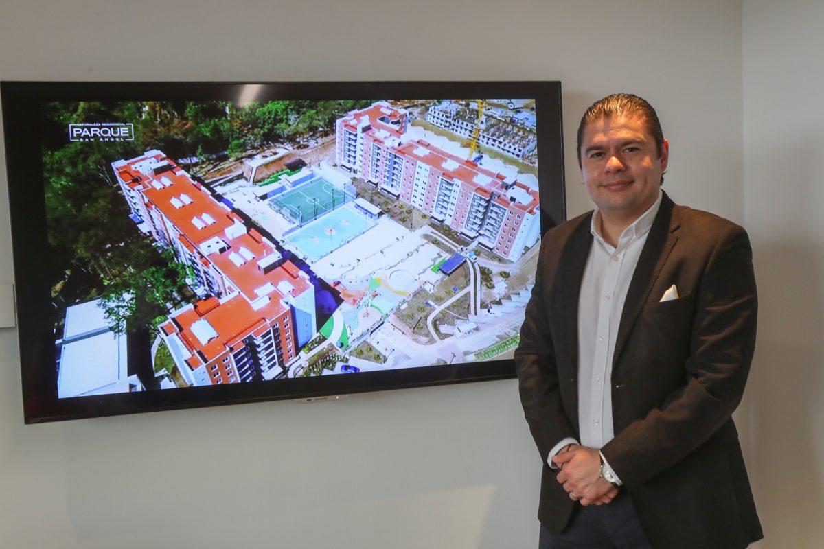 Parque San Ángel ofrece soluciones de vivienda