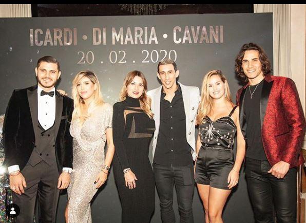 Tuchel critica la fiesta de Icardi, di María y Cavani, tras la derrota de Dortmund