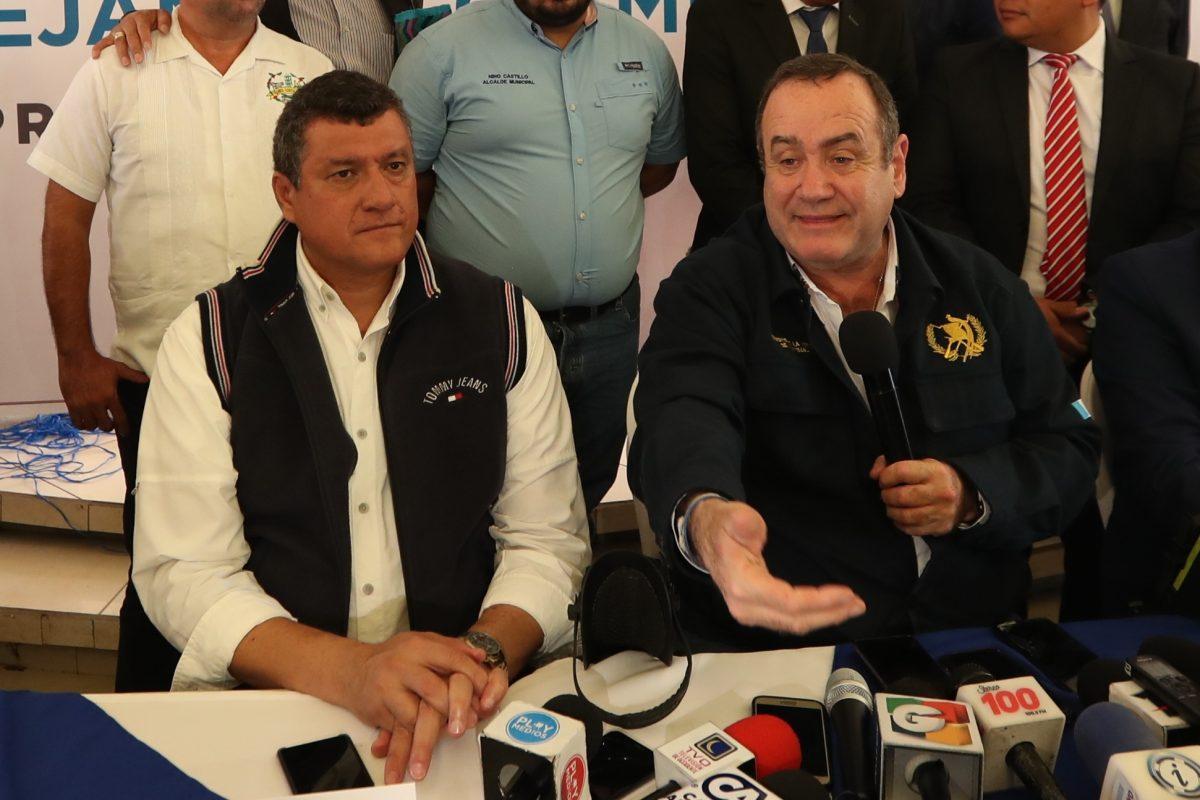 Presidente y su gabinete gobernarán desde Quetzaltenango, vecinos recomiendan a las autoridades poner atención a estos temas