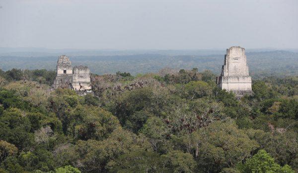 El declive de los mayas fue ocasionado por dos grandes sequías