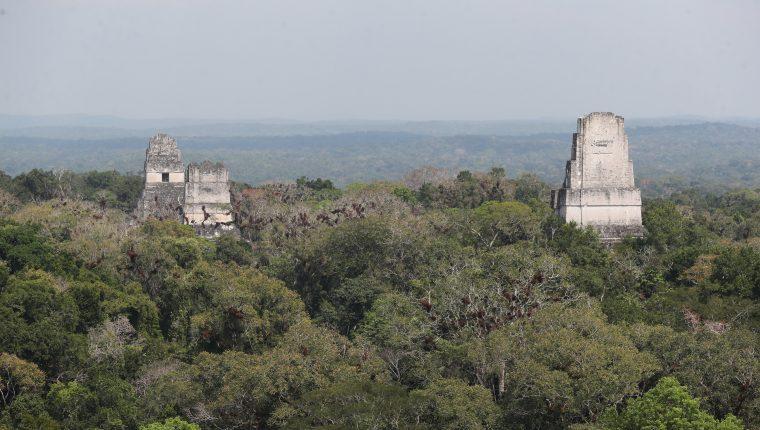 Dos grandes sequías ocasionaron el declive de los mayas