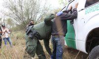 Las detenciones de migrantes en la frontera sur han disminuido. (Foto Prensa Libre: Hemeroteca PL)