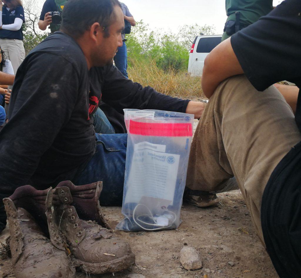Detenciones en frontera Estados Unidos