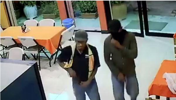Así fue el asalto a un restaurante en Morales, donde vecinos viven atemorizados por la delincuencia