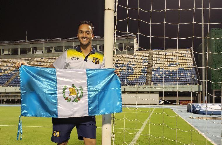 """Ricardo Jerez: """"Siempre estaré listo para el llamado de mi Selección"""""""