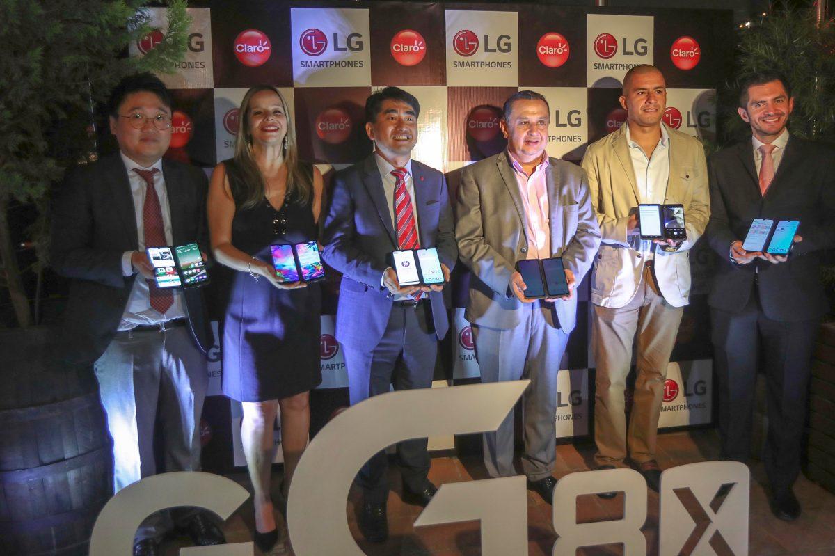 Lanzan en Guatemala el smartphone LG G8X ThinQ Dual Screen