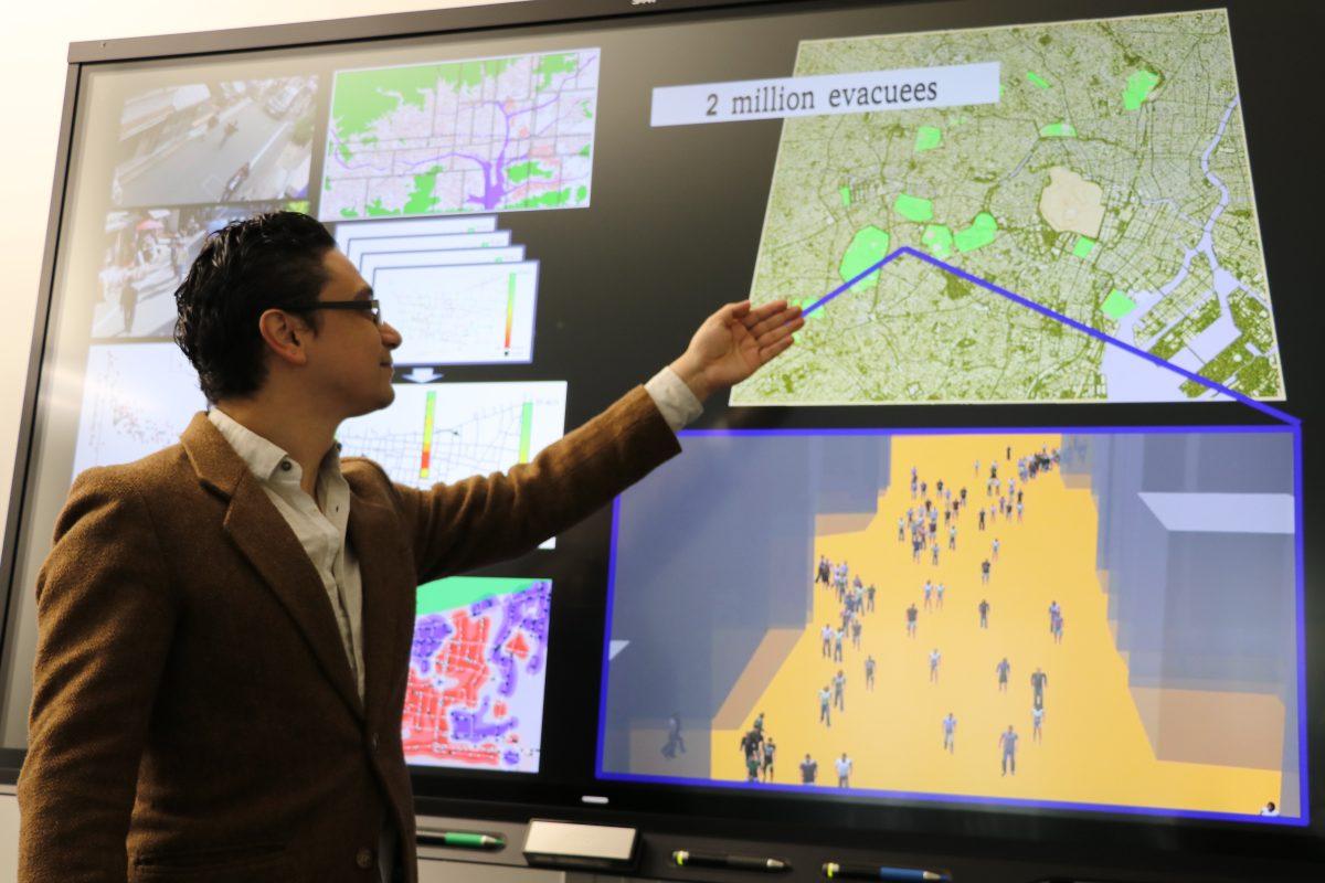 El ingeniero guatemalteco que encantó al MIT con ciudades virtuales