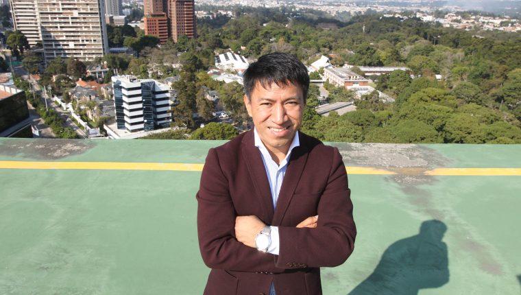 Marcos Antil fundó una empresa que llegó a facturar US$13 millones al año. (Foto Prensa Libre: Hemeroteca)
