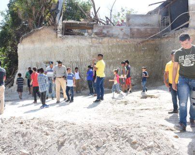 Vecinos de Estanzuela creen haber encontrado el fósil de un mamut