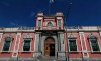 Casa Yurrita, actualmente sede del Tribunal Supremo Electoral (TSE). (Foto Prensa Libre: Hemeroteca)