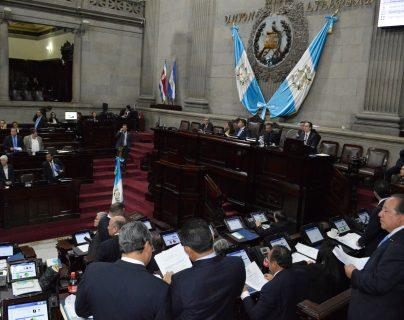 La alianza oficialista podría obtener 89 votos para elegir a los magistrados de salas de Apelaciones. (Foto Prensa Libre: Hemeroteca PL)