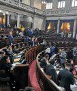 El Congreso de la República aprobó las reformas a la Ley de ONG, que han sido fuertemente criticadas. (Foto Prensa Libre: Hemeroteca PL)
